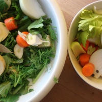 The many virtues of home-made chicken stock