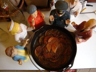 Squash Panade https://bigsislittledish.wordpress.com/2010/11/24/duck-fat-soup/