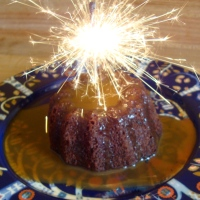 Sticky Toffee Pudding (traditional and gluten-free)