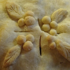 Pear Sambuca Pie https://bigsislittledish.wordpress.com/2010/11/28/two-thanksgiving-pies-with-gluten-free-variations/
