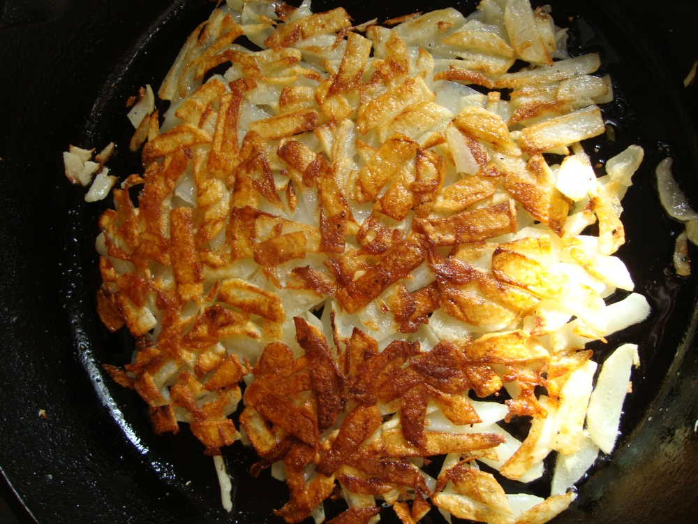 Excellent Potato Pancakes