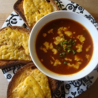 Quick Curried Tomato Soup
