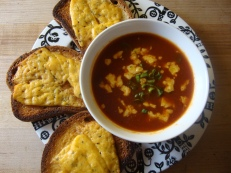 Quick Curried Tomato Soup https://bigsislittledish.wordpress.com/2011/01/11/quick-curried-tomato-soup/