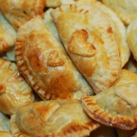 Baked Samosas (gluten-free or not)