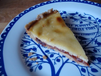 Marmalade and Almond Custard Tart https://bigsislittledish.wordpress.com/2011/10/21/erins-marmalade-and-sweet-almond-custard-tart-gluten-free/