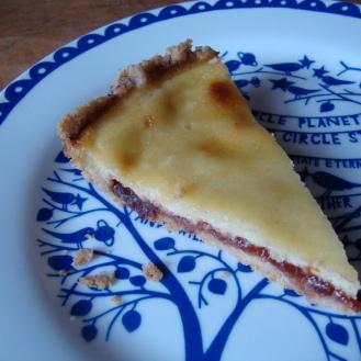 Marmalade and Almond Custard Tart https://bigsislittledish.wordpress.com/2011/10/21/erins-marmalade-and-sweet-almond-custard-tart-gluten-free/