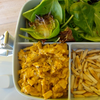 Coronation Turkey Salad https://bigsislittledish.wordpress.com/2011/10/06/coronation-chicken-salad/