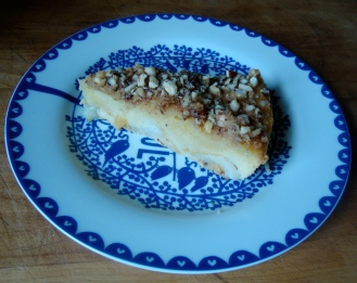 Pear and Hazelnut Pudding Cake https://bigsislittledish.wordpress.com/2011/12/16/friday-afternoon-pear-and-hazelnut-pudding-cake-gluten-free/