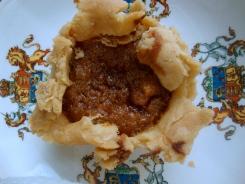 Gluten-Free Butter Tarts https://bigsislittledish.wordpress.com/2011/12/25/gluten-free-butter-tarts-for-boxing-day/