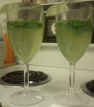Agwa Mojitos https://bigsislittledish.wordpress.com/2012/01/09/agwa-mojitos/