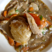 Cajun Duck and Dumplings (gluten-free or not)