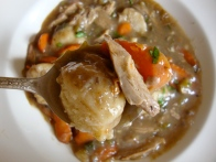 Gluten-Free Cajun Duck and Dumplings https://bigsislittledish.wordpress.com/2012/01/11/cajun-duck-and-dumplings-gluten-free-or-not/