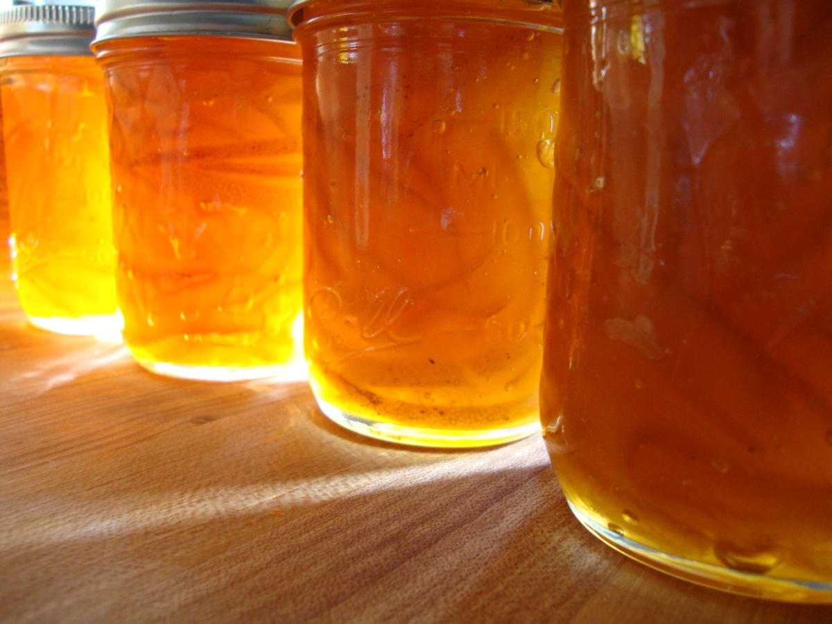 The Right Kind of Marmalade- Made with Bitter Seville Oranges