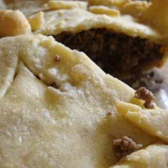 Aunt Claire's Tourtière (Gluten-free) https://bigsislittledish.wordpress.com/2012/12/22/aunt-claires-tourtiere-with-a-gluten-free-crust/