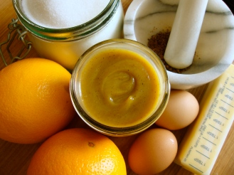 Masala Spiced Orange Curd https://bigsislittledish.wordpress.com/2012/02/26/masala-spiced-orange-curd/