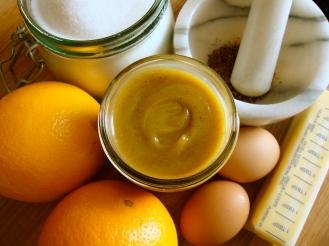 Masala Spiced Orange Curd https://bigsislittledish.wordpress.com/2012/02/26/masala-spiced-orange-curd/