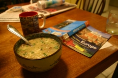 Quinoa Soup for Adventurers https://bigsislittledish.wordpress.com/wp-admin/