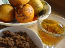 Seville Orange Marmalade with Whiskey and Brown Sugar http://bigsislittledish.wordpress.com/2013/01/05/seville-orange-marmalade-with-whiskey-and-brown-sugar/