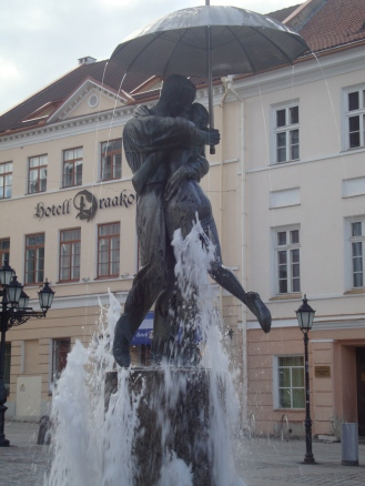 Public art in Tartu, Estonia