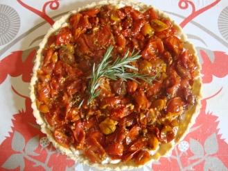 Tomato Ricotta Tart https://bigsislittledish.wordpress.com/2012/07/21/tomatotart-tomato-pie-tomato-cobbler-all-gluten-free-or-not/