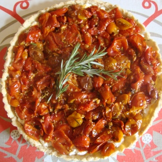 Tomato Ricotta Tart https://bigsislittledish.wordpress.com/2012/07/21/tomatotart-tomato-pie-tomato-cobbler-all-gluten-free-or-not/