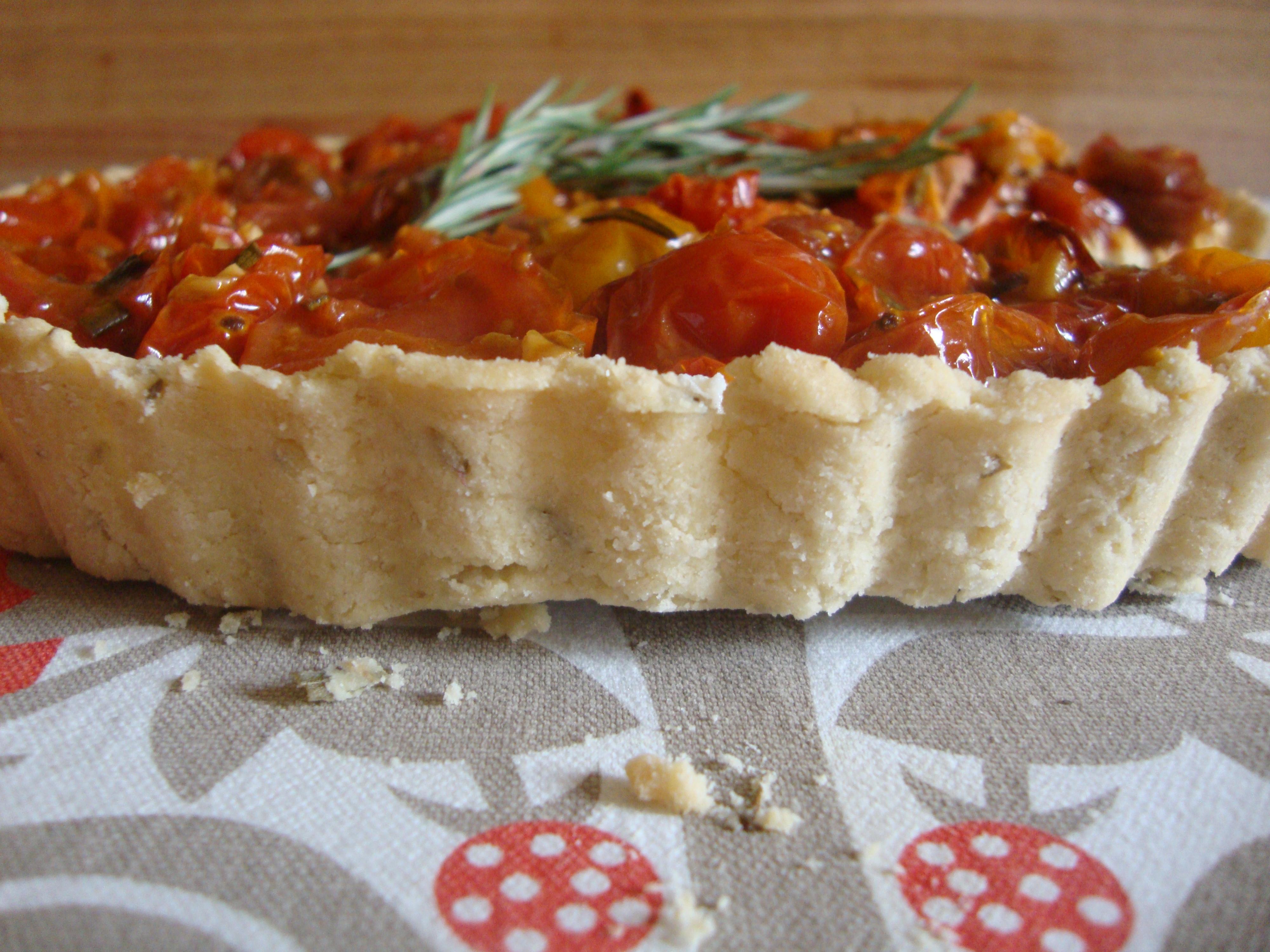 TomatoTart! Tomato Pie! Tomato Cobbler! (all gluten-free or not)   Big ...