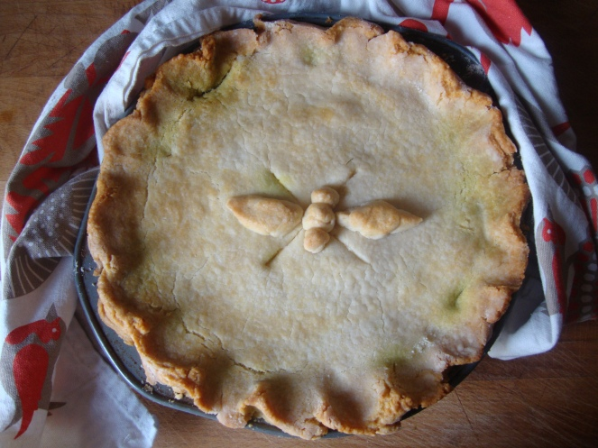 Tomato Pie (Gluten-Free) https://bigsislittledish.wordpress.com/2012/07/21/tomatotart-tomato-pie-tomato-cobbler-all-gluten-free-or-not/