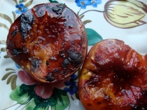 Broiled Stone Fruit http://bigsislittledish.wordpress.com/2012/08/03/broiled-stone-fruit/