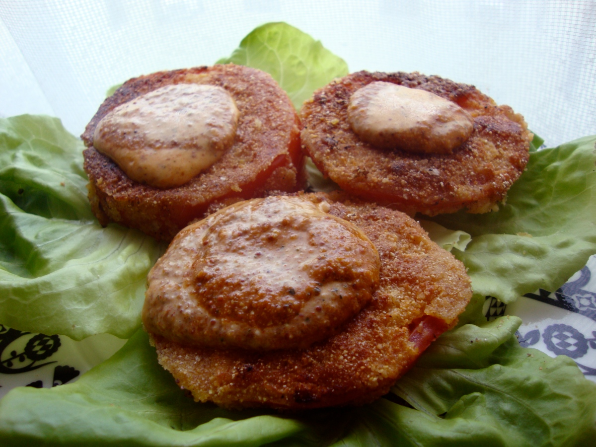 Red Remoulade and Some of It's Many Uses