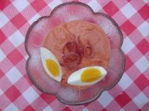 Salmorejo- Andalusian Gazpacho (Gluten-Free) http://bigsislittledish.wordpress.com/2012/08/15/salmorejo-andalusian-gazpacho-gluten-free-or-not/