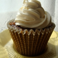 Carrot Ginger Cupcakes (Gluten-Free or Not/ Dairy-Free or Not)