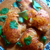 Sangeeta's Butter Chicken