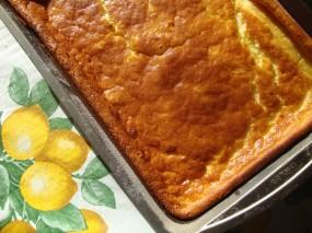 Lemon Mochiko Cake https://bigsislittledish.wordpress.com/2013/02/16/lemon-mochiko-cake/