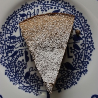 Brown Butter, Hazelnut, Buckwheat Financier (Gluten-free)