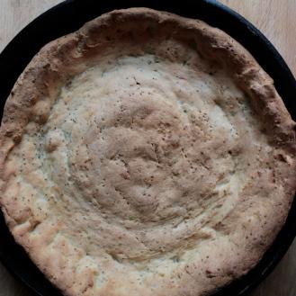 Finally, a good gluten-free pizza crust https://bigsislittledish.wordpress.com/2013/04/20/finally-a-good-gluten-free-pizza-crust/