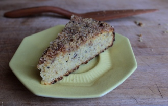 Gluten Free Walnut Lemon and Cardamom Cake https://bigsislittledish.wordpress.com/2014/01/02/walnut-lemon-and-cardamom-cake-gluten-free/