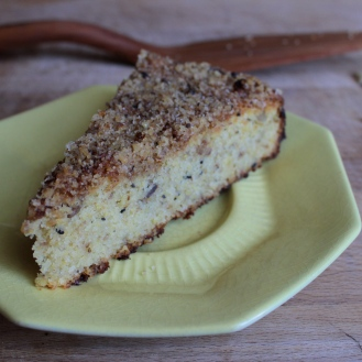 Gluten Free Walnut Lemon and Cardamom Cake https://bigsislittledish.wordpress.com/2014/01/02/walnut-lemon-and-cardamom-cake-gluten-free/