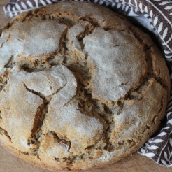 Gluten-Free Sourdough Boule https://bigsislittledish.wordpress.com/2013/05/08/sourdough-boule-gluten-free/