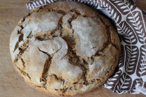 Gluten-Free Sourdough Boule https://bigsislittledish.wordpress.com/2013/05/08/sourdough-boule-gluten-free/