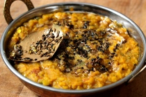 Bengal Red Lentil Dal http://bigsislittledish.wordpress.com/2013/06/01/bengal-red-lentil-dal-to-defeat-seasonal-allergies/