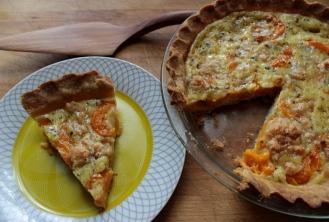 Gluten-Free Apricot Marzipan Tart https://bigsislittledish.wordpress.com/2013/08/12/apricot-marzipantart-gluten-free-or-not/