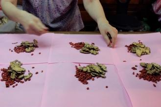 Herbs at Dongmen Market