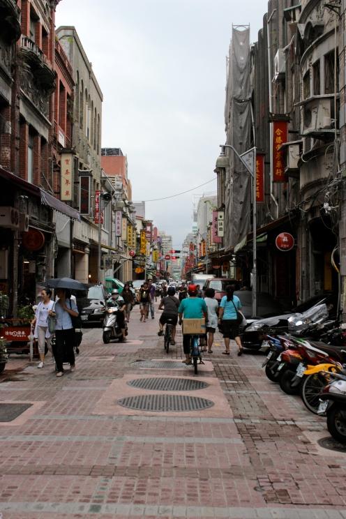 Historic Dihua Street