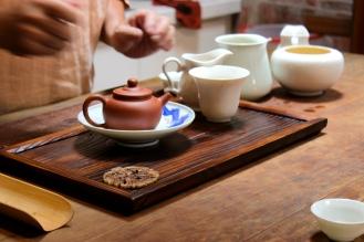 Gluten-Free Black Sesame and Lemon Tea Cake/ Tea Time in Taipei https://bigsislittledish.wordpress.com/2013/10/27/tea-time-in-taipei-black-sesame-and-lemon-tea-cake-gluten-free/