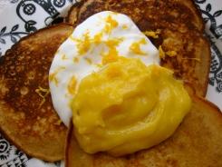 Gluten-Free Lemon Ginger Pancakes https://bigsislittledish.wordpress.com/2011/01/01/lemon-ginger-pancakes/