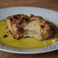Croque Monsieur Biscuits (gluten-free or not)