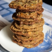Oat Cookies that Embrace Complexity (gluten-free)