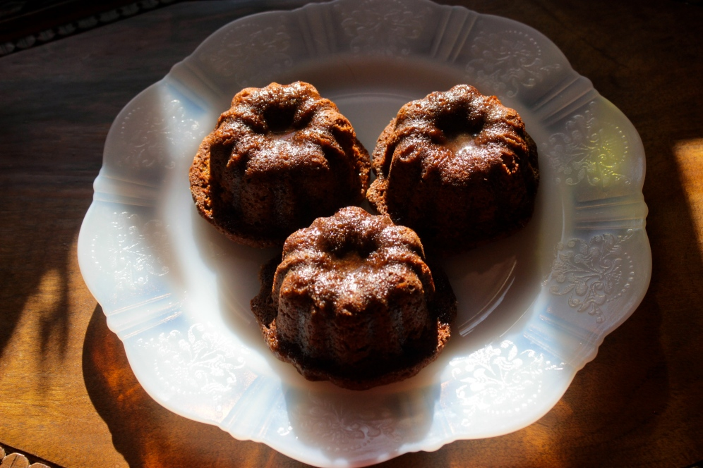 Gluten-Free Sticky Boozy Chocolate Plum Pudding https://bigsislittledish.wordpress.com/2013/12/24/sticky-boozy-chocolate-plum-pudding-cake-gluten-free-or-not/