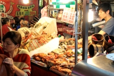 Keelung Night Market, Taiwan