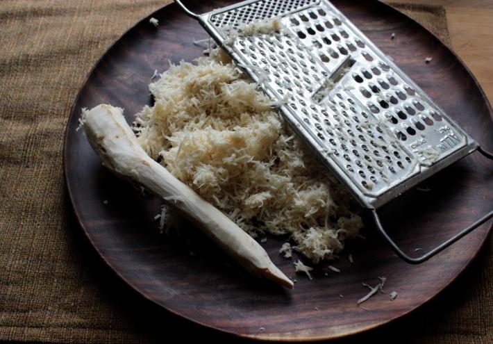 Horseradish!